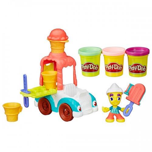 """Город Игровой набор """"Грузовичок с мороженым"""" Play Doh (Плей До)"""