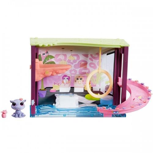 Игровой набор Мини-бассейн Littlest Pet Shop Hasbro