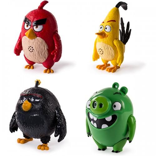 Интерактивная говорящая птица (в ассортименте) Angry Birds Spin Master