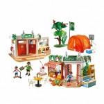 Каникулы: Большой кемпинг Playmobil (Плеймобил)