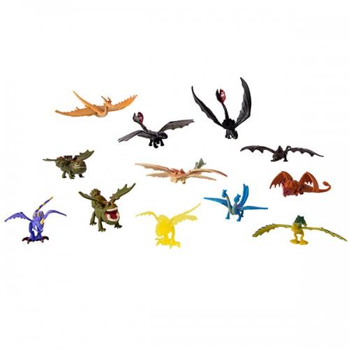 Набор 15 маленьких драконов Spin Master