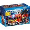Пожарная служба: Пожарная машина со светом и звуком Playmobil 5363pm