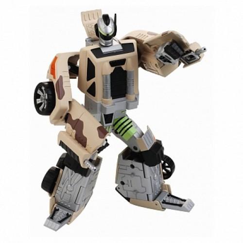 Робот трансформер - спорт Hap-p-Kid 4115T