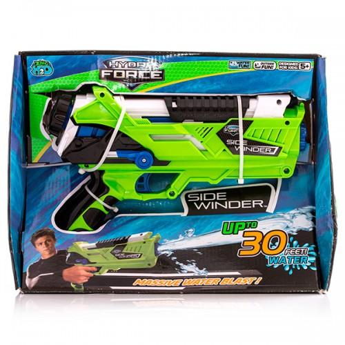 Водное оружие + картридж на 300мл Side Winder Hydro Force