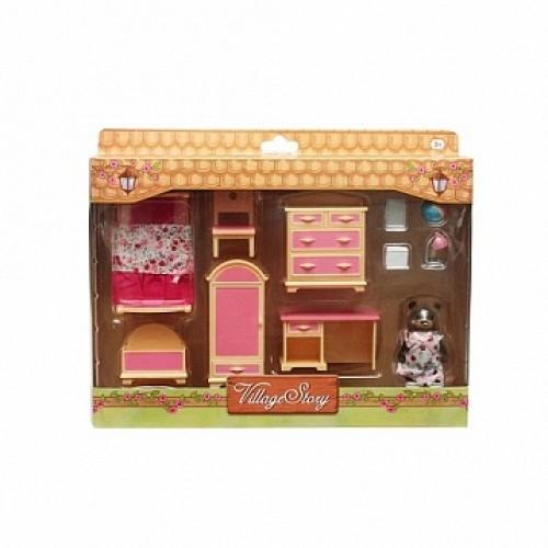 Детская комната девочки Village Story