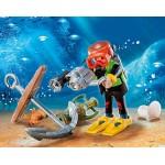 Дополнение: Водолаз в поисках сокровищ Playmobil (Плеймобил)