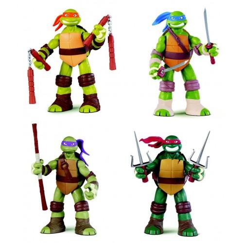 Фигурка Черепашки-ниндзя 28см в ас-те Turtles 91220