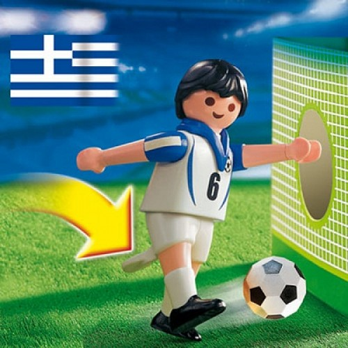 Футбол: Игрок сборной Голландии Playmobil 4735pm