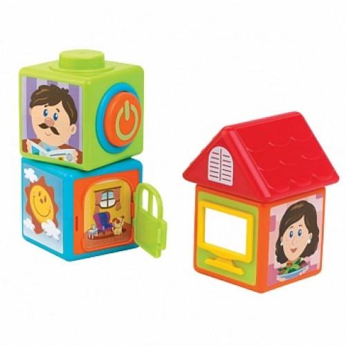 История из кубиков Hap-p-Kid 4209Т