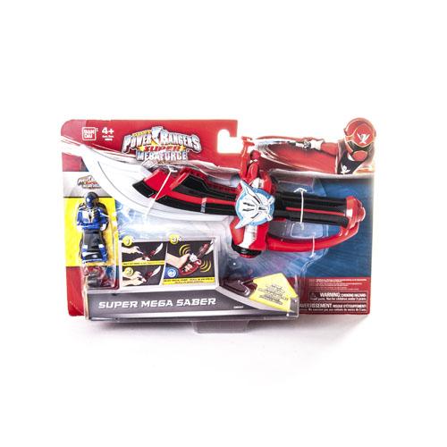 Могучие рейнджеры Оружие Рейнджера в Power Rangers Samurai Bandai (Бандай)