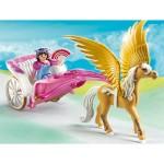 Сказочный дворец: Повозка запряженная Пегасом Playmobil (Плеймобил)