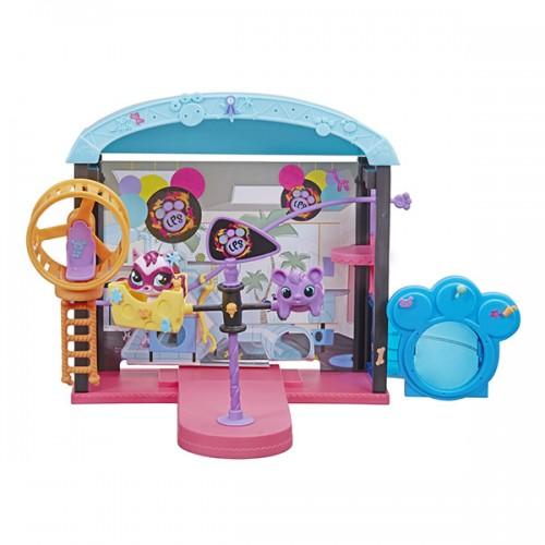 Веселый парк развлечений Littlest Pet Shop Hasbro