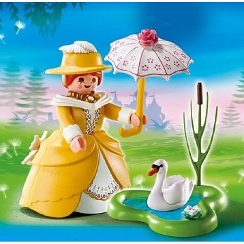 Дополнение: Принцесса с прудом Playmobil 5410pm