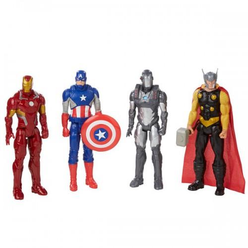 Фигурки Мстителей из фильма Раскол 30см Титаны Hasbro