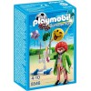 Парк Развлечений: Продавец шаров Smileyworld Playmobil 5546pm