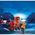 Пожарная служба: Специальные пожарные силы Playmobil (Плеймобил)