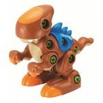 Динозавр с шуруповертом (коричневый) Hap-p-Kid