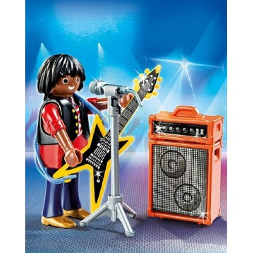 Дополнение: Рок-звезда Playmobil 4784pm