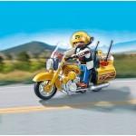 Коллекция мотоциклов: Крейсерский мотоцикл Playmobil (Плеймобил)