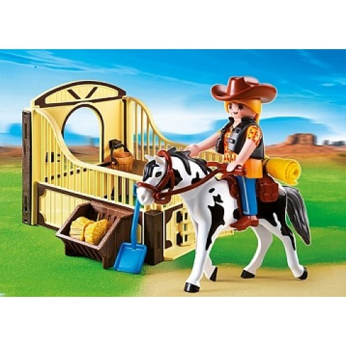 Конный клуб: Родео и загон Playmobil 5516pm