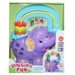 """Музыкальная игрушка-считалка """"Веселый слоник"""" Keenway"""