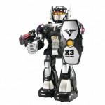 Робот-воин (черный) Hap-p-Kid