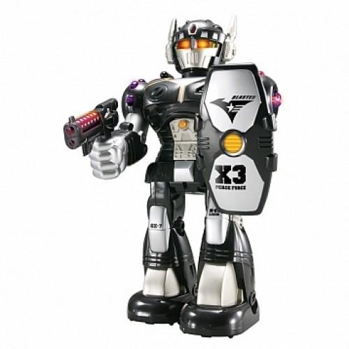 Робот-воин (черный) Hap-p-Kid 3570T