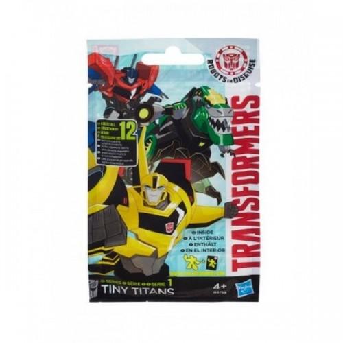 Трансформеры мини-титаны Hasbro