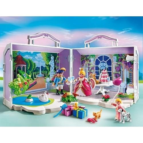 Возьми с собой: День рождения принцессы Playmobil 5359pm
