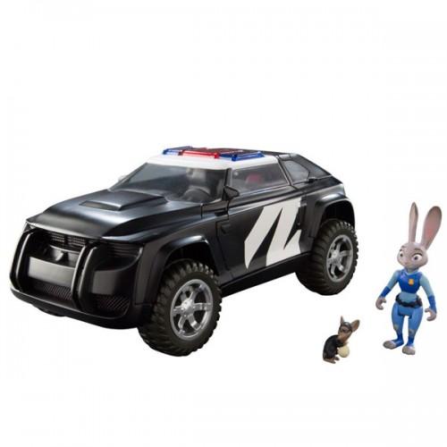 Зверополис фигурка Джуди с автомобилем Zootropolis Tomy