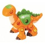Динозавр с шуруповертом (оранжевый) Hap-p-Kid