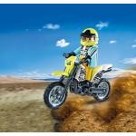 Коллекция мотоциклов: Мотокросс Playmobil (Плеймобил)