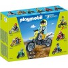 Коллекция мотоциклов: Мотокросс Playmobil 5525pm