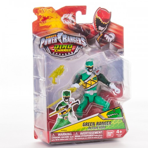 Могучие рейнджеры Фигурка 12 см подвижная Power Rangers Samurai Bandai (Бандай)
