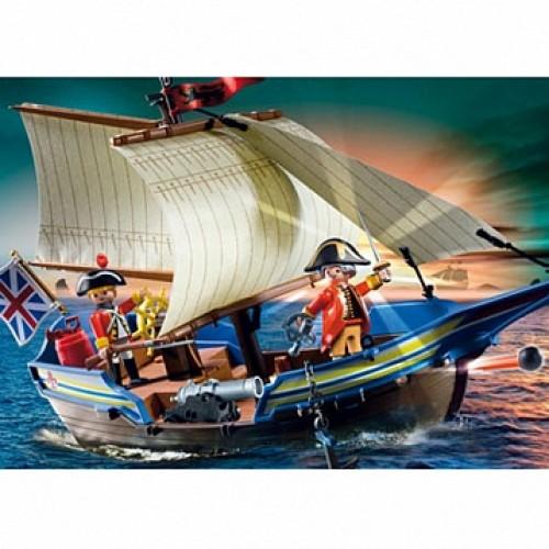 Пираты: Корабль англичан Playmobil 5140pm
