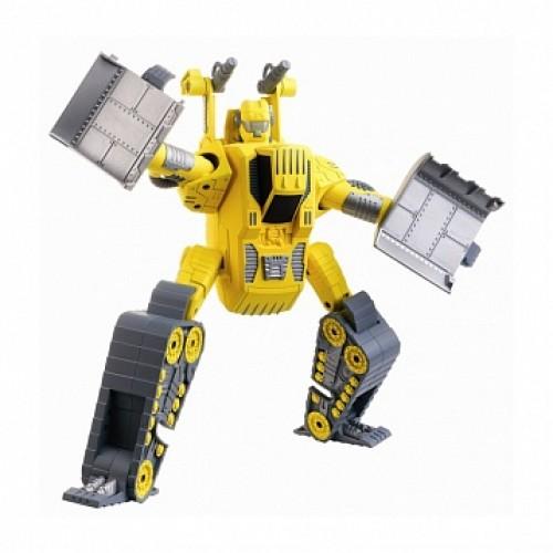 Робот трансформер Hap-p-Kid 4113T
