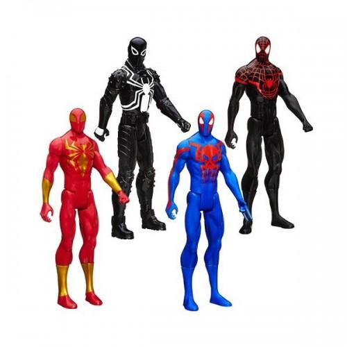Титаны: Человек-Паук Паутинные Бойцы Hasbro