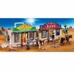 Возьми с собой: Дикий Запад Playmobil (Плеймобил)