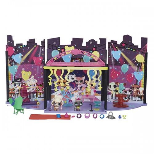 За кулисами Littlest Pet Shop Hasbro