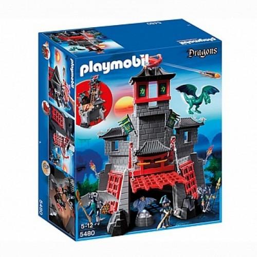 Азиатский дракон: Секретный форт Дракона Playmobil 5480pm