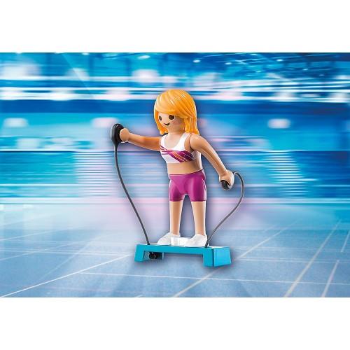 Друзья: Инструктор по фитнессу Playmobil (Плеймобил)