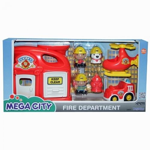 """Игровой набор """"Пожарная станция"""" Keenway 32804"""