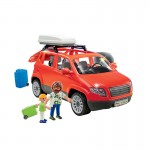 Каникулы: Семейный автомобиль Playmobil (Плеймобил)