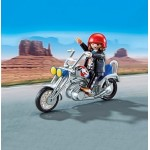 Коллекция мотоциклов: Мотоцикл орел Playmobil (Плеймобил)