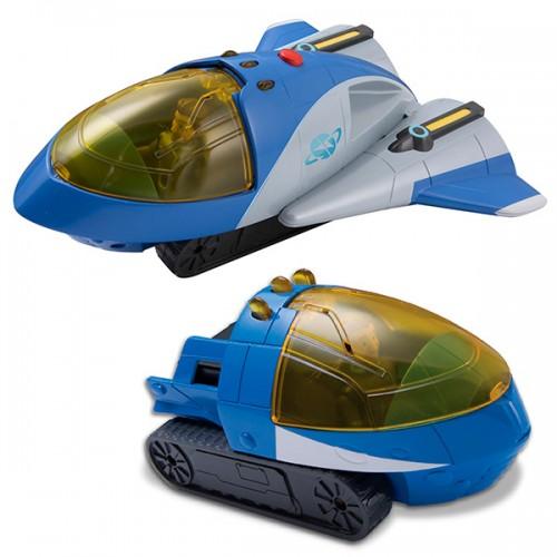 Крейсер космического конвоя, Miles Tomy