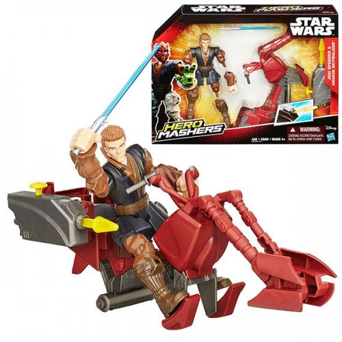 Лихачи Звездных войн Hasbro
