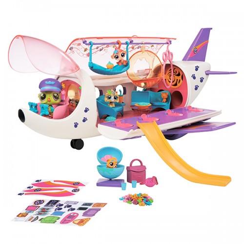 Самолёт Littlest Pet Shop Hasbro