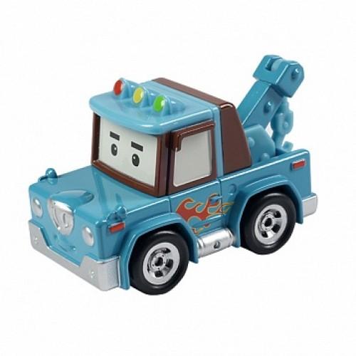 Спуки металлическая машинка 6см Robocar Poli Silverlit 83166