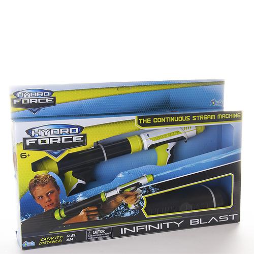 Водное оружие со съемным резервуаром Infinity Blast Hydro Force