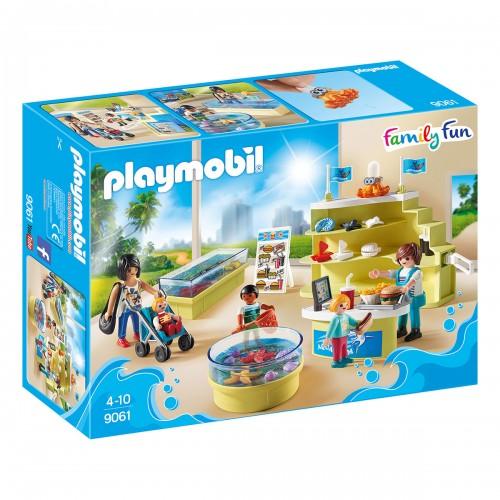 Аквариум: Магазин аквариумов Playmobil